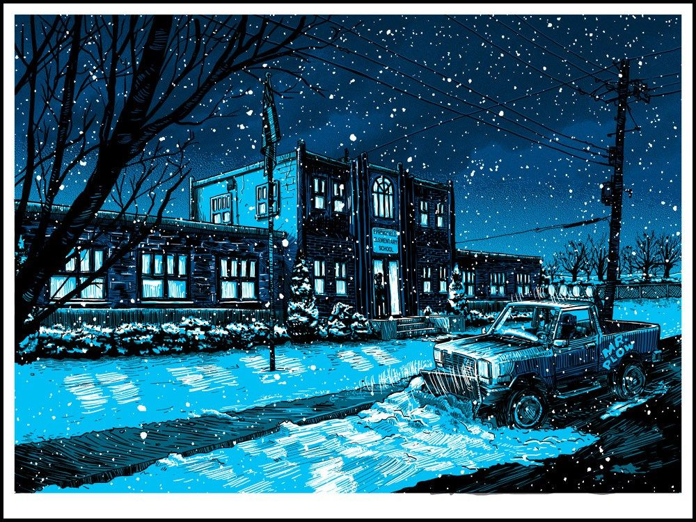 ARMIN TAMZARIAN Print by Tim Doyle. Inspired by the classic MR. PLOW ...