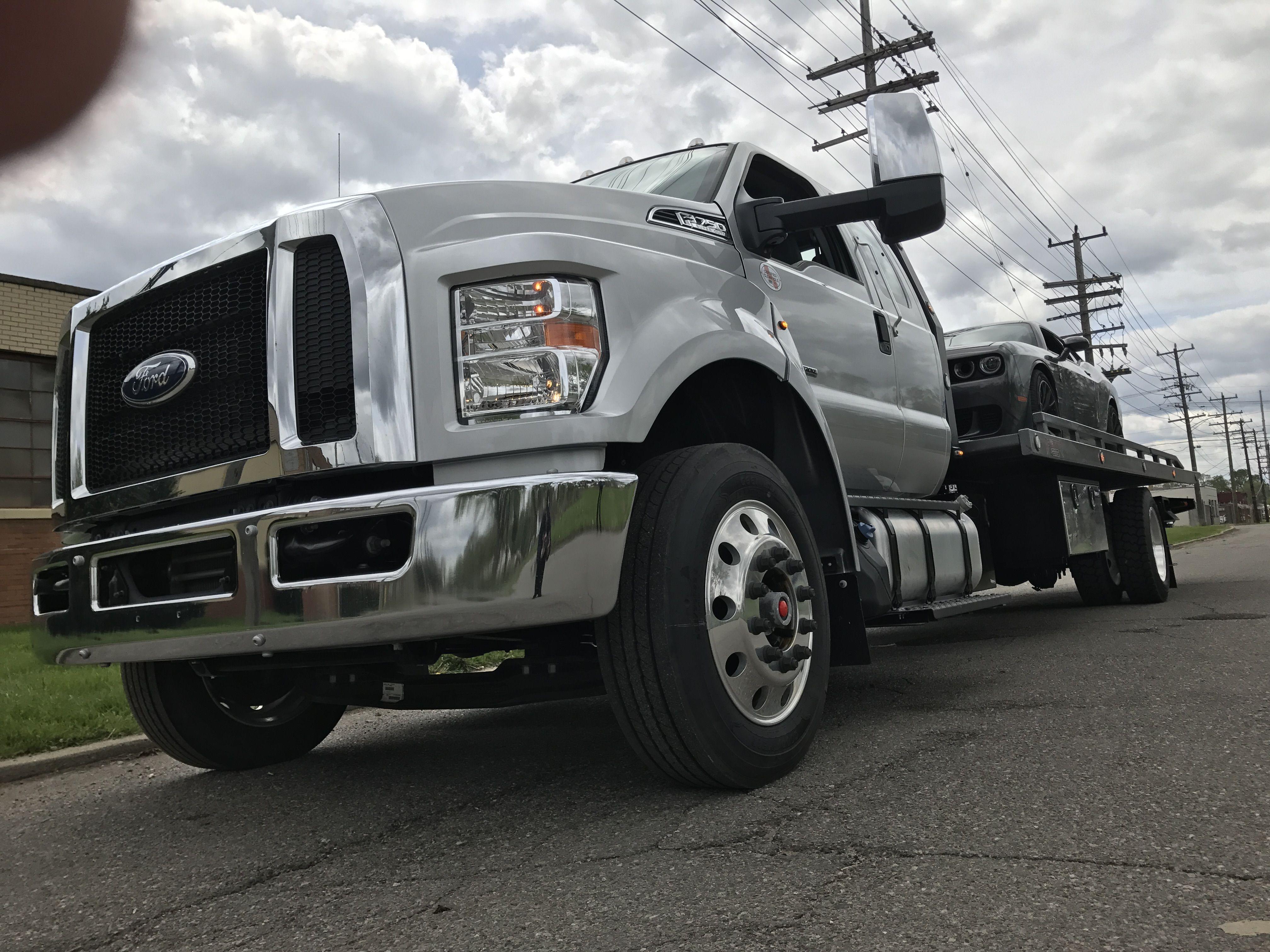 Pin on Devastator Car Carrier by Detroit Wrecker