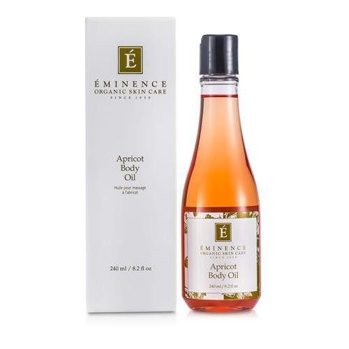 Eminence Apricot Body Oil Body Oil Eminence Organic Skin Care Moisturizing Body Oil