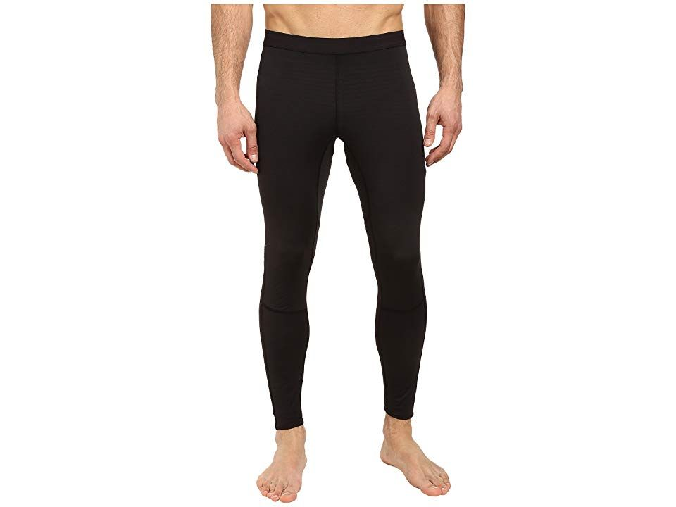 Arcteryx Phase SL Bottom Black Mens Casual Pants The smooth lightweight performance of the Phase SL Baselayer Bottom offers moisturewicking performance and coolweather pe...
