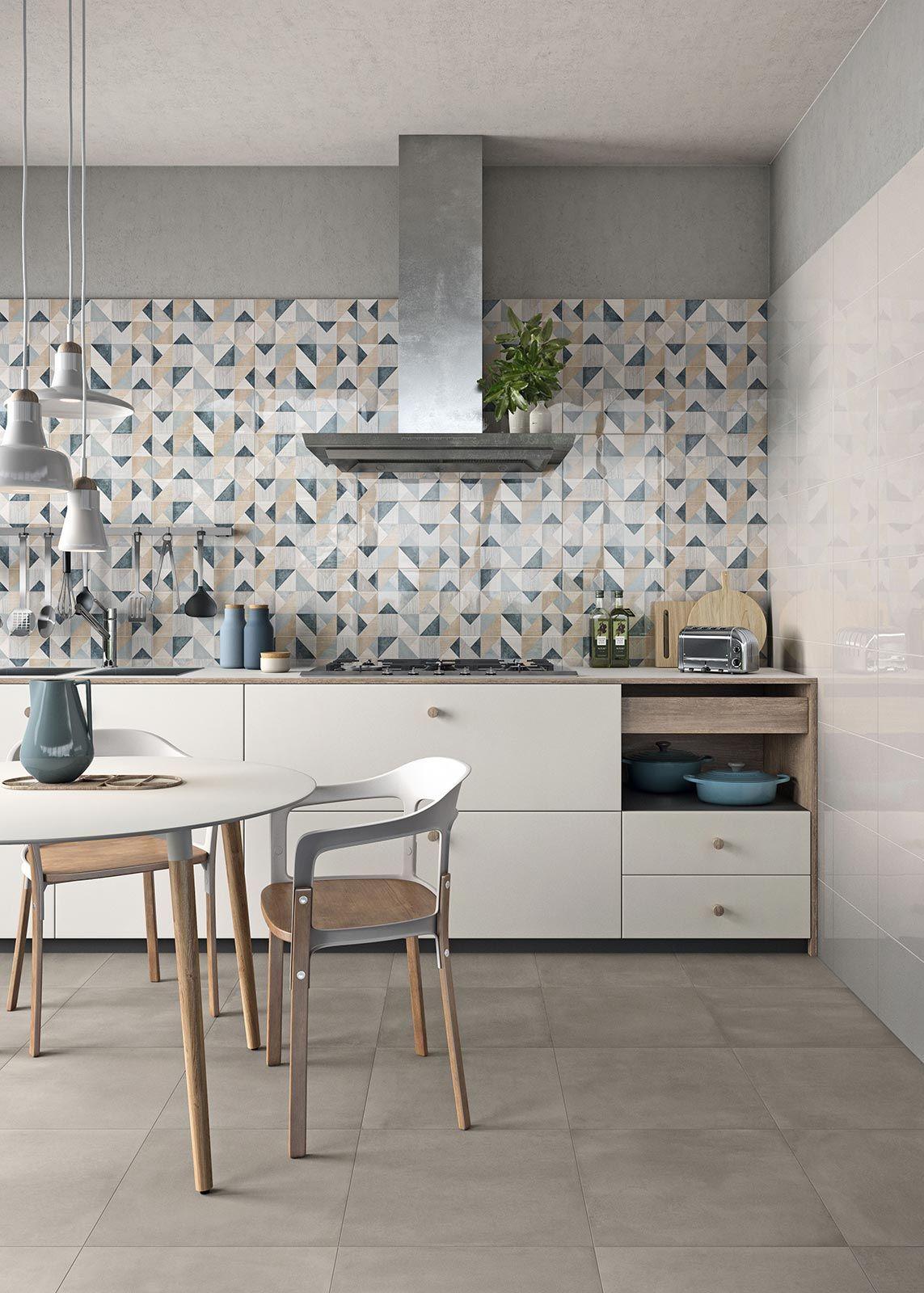 piastrelle cucina: idee e soluzioni in ceramica e gres - marazzi ... - Ceramica Cucina