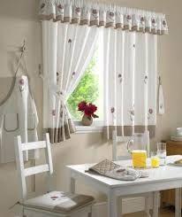 Resultado de imagen para modelos y estilos de cortinas para cocina