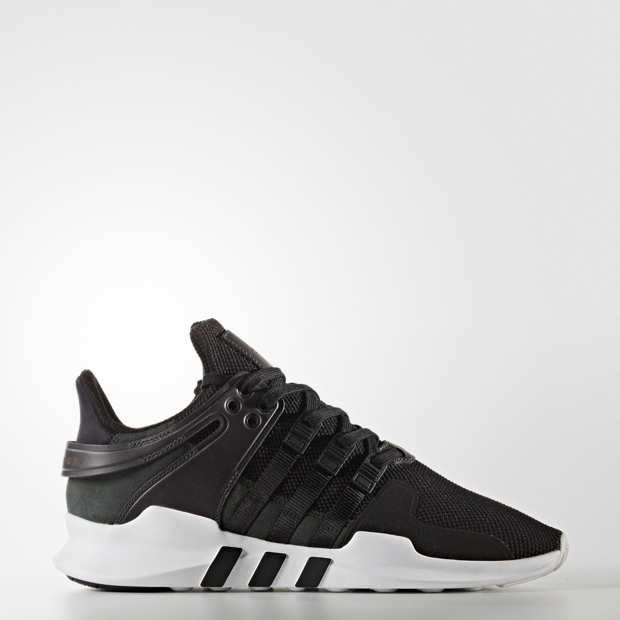 Black · adidas - EQT Support ADV Shoes