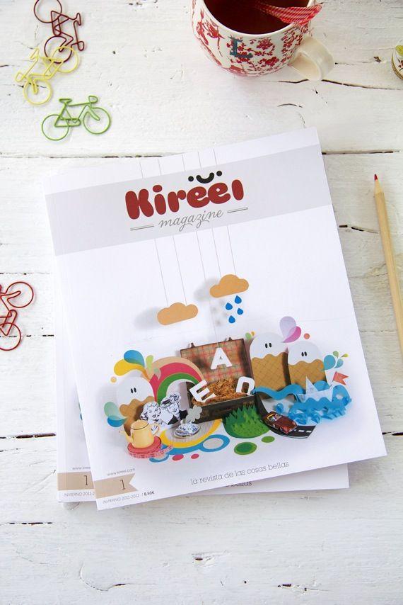 Kireei Magazine, Love it¡¡
