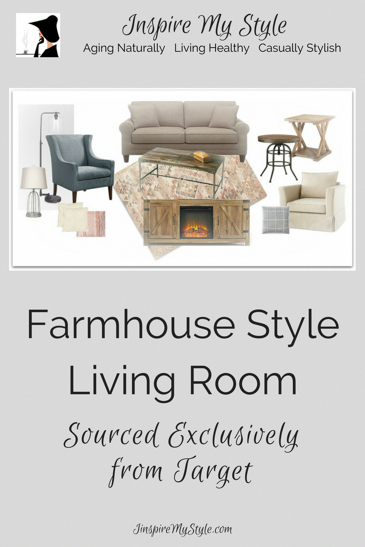 Farmhouse Style Living Room Br Decorating On A Budget With Target Farmhousedecorat Farmhouse Style Living Room Rustic Furniture Design Cheap Living Room Sets #target #living #room #table