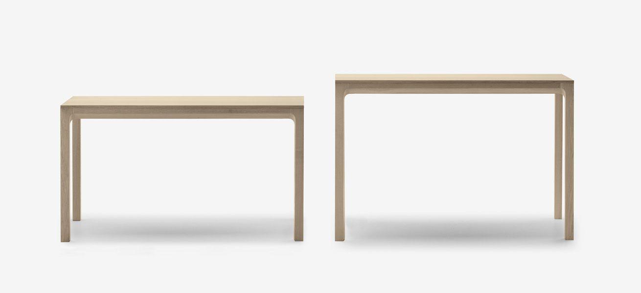 Alki Laia High Tables In Oak By Jean Louis Iratzoki