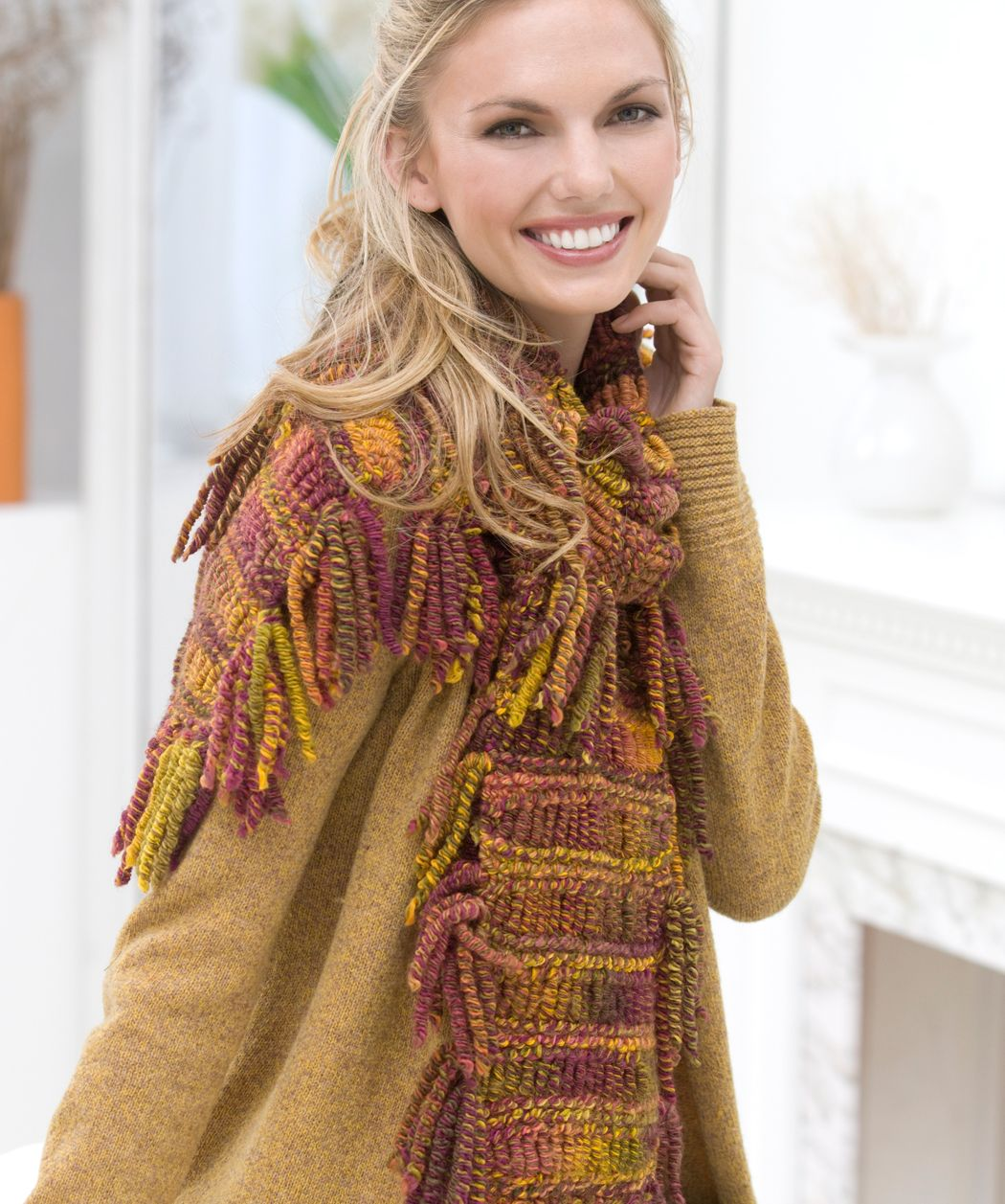 Drop stitch tassel scarf crochet pattern and drop stitch tassel drop stitch tassel scarf crochet pattern and drop stitch tassel scarf knitting pattern bankloansurffo Image collections
