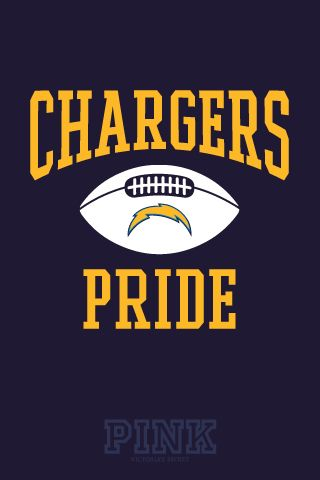Vs Pink San Diego Chargers Iphone Wallpaper Los Angeles Chargers San Diego Chargers Chargers Football