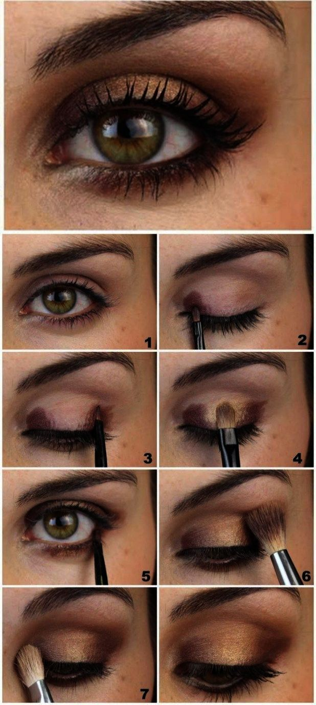 Japanese Smokey Eye Makeup Cute Simple Eye Makeup Looks Eye Makeup