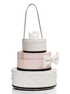 Love This Wedding Cake Clutch Bag Kate Spade
