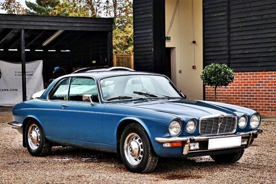 1977 Jaguar Xj C 5 3 V12 2 Door Saloon Classic Cars Jaguar Xj Jaguar