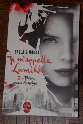 Les Lectures de Val : Blanc comme la neige de Salla Simukka:  [Je m'appe...