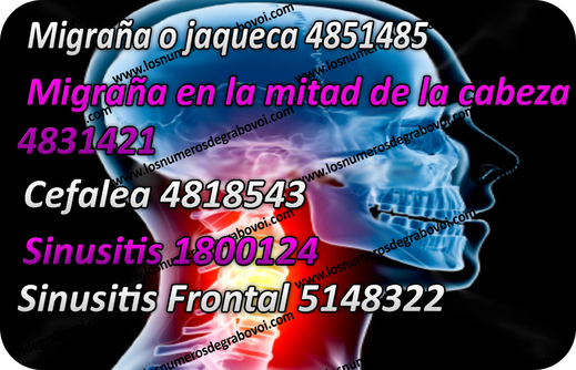 Cefalea frontal crónica causa