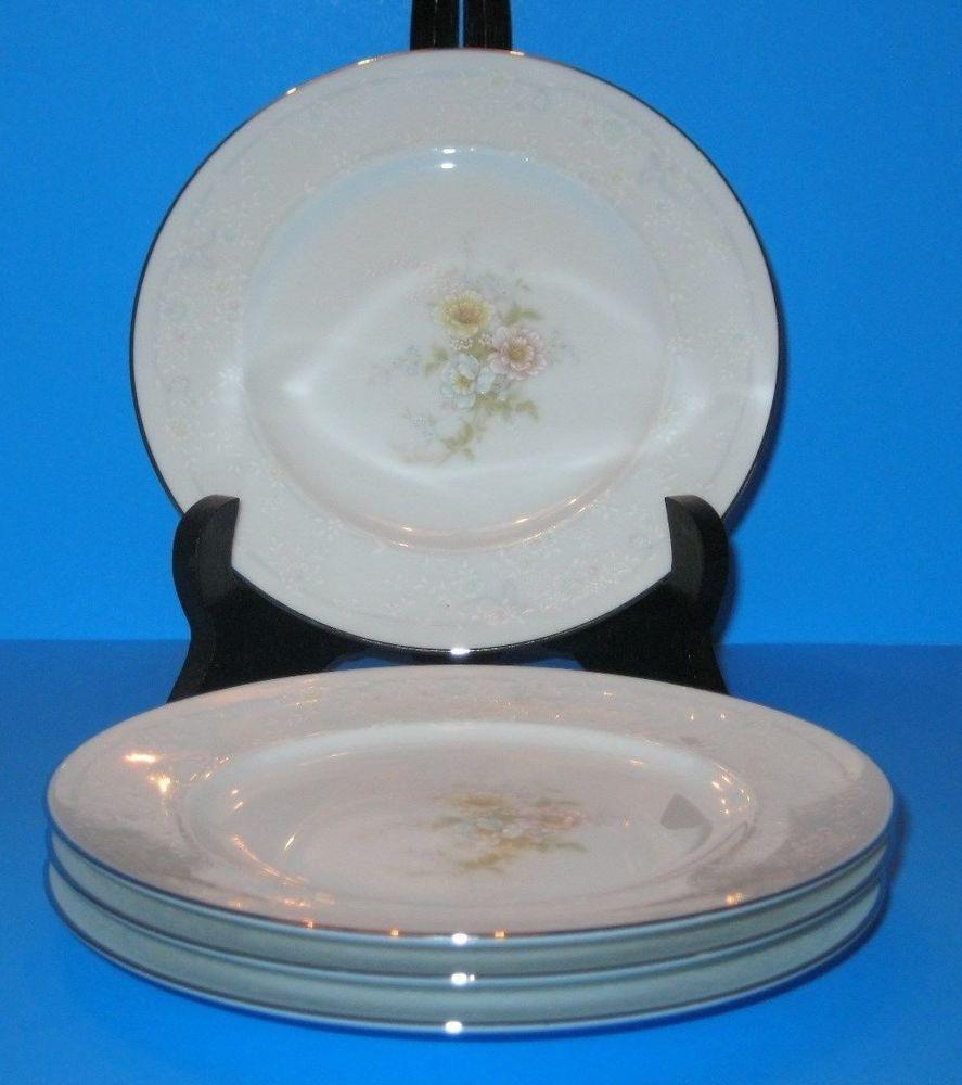 Noritake Plates Ireland Anticipation 6 3 8 2963 4 Noritakeireland Noritake Plates Dish Sets