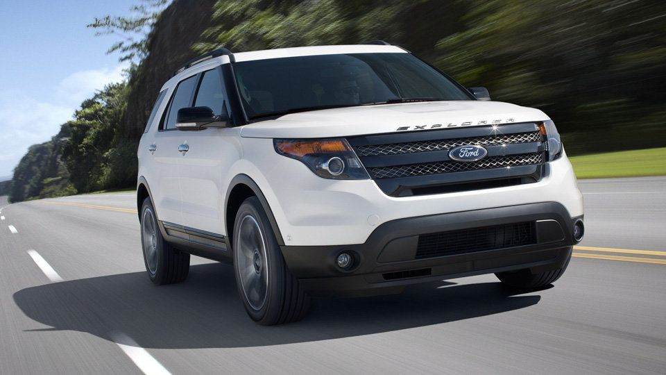 2013 Ford Explorer Sport Motoramic Drives 2014 ford