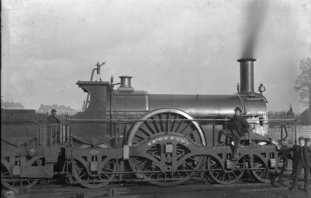 Resultado de imagen para Western Railway Company 1800