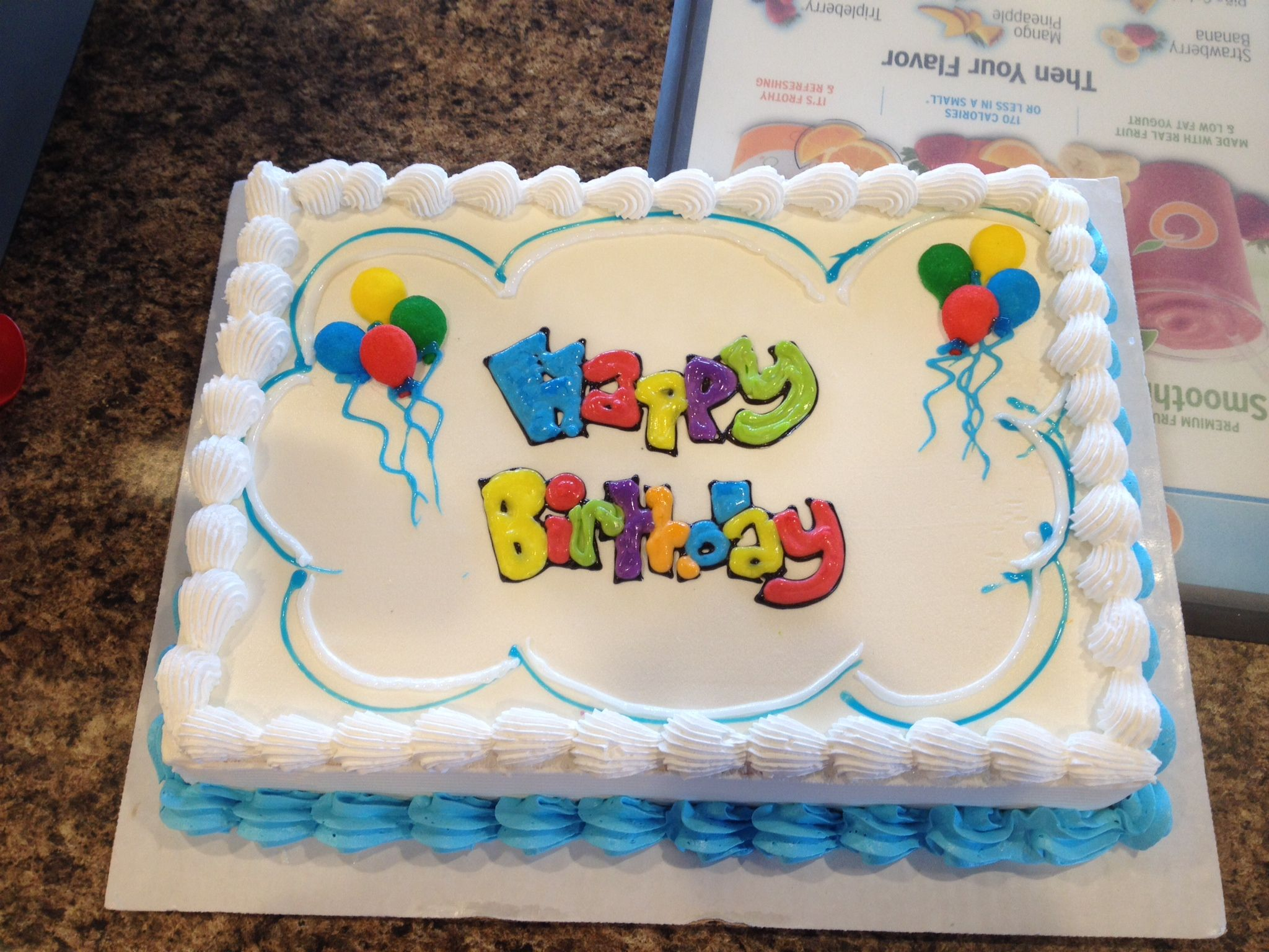 DQ cakesDairy Queen cake decorating ideas Pinterest Dairy