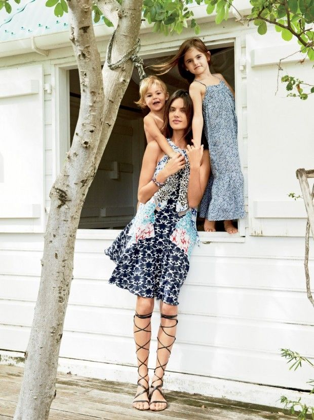 Glamour US Abril 2015| Alessandra Ambrosio por Patrick Demarchelier [Editorial]