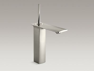 Kohler Tall Stance Bathroom Sink Faucet