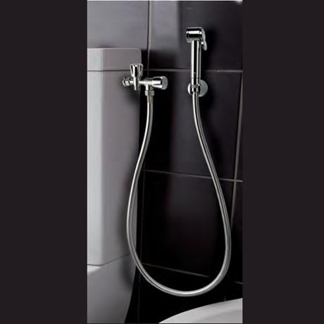 Ensemble douchette wc pour alimentation apparente renostar - Ensemble robinetterie salle de bain ...