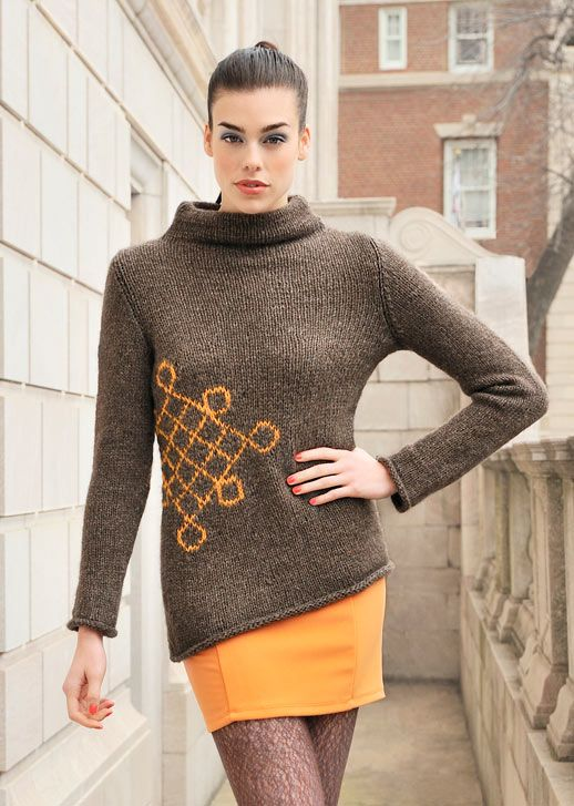 New Techno Pattern | Knitting 2 | Pinterest