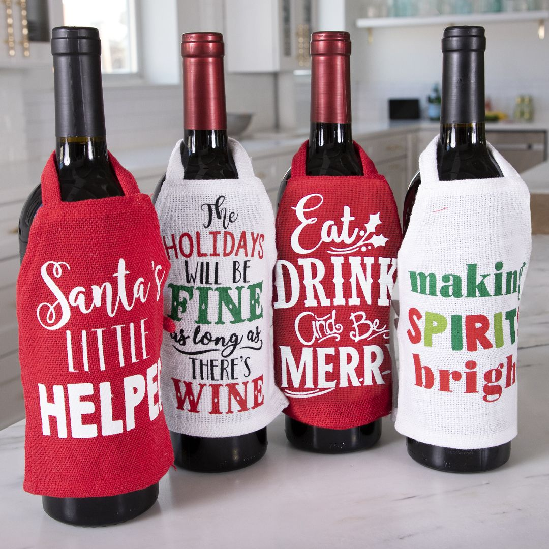 The Holidays Are Right Around The Corner And That Means That You Always Need To Have A Few Hostess Gifts On Hand Our Ritz Wine Wine Apron Hostess Gifts Ritz