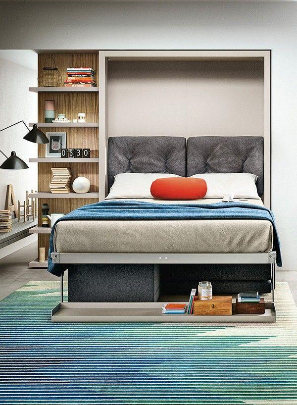 Muebles para Ahorrar Espacio Ahorrar espacio, Espacios y Dormitorio