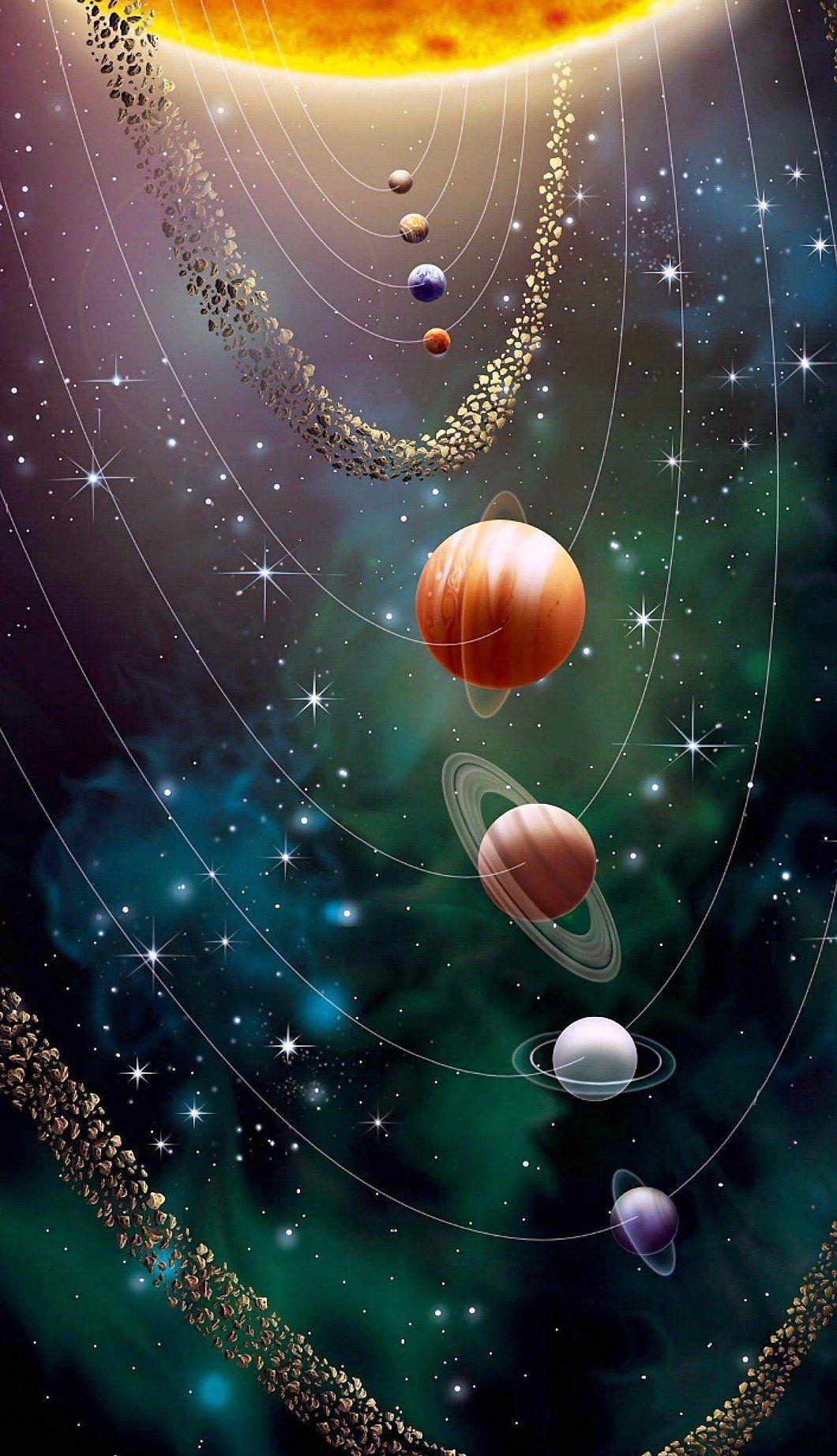 Cosmos Mobile Hd Wallpaper Naturewallpaper In 2020 Planets Wallpaper Wallpaper Space Galaxy Wallpaper