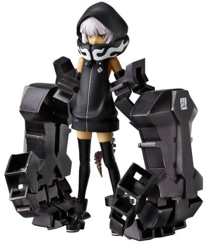 Black Rock Shooter : Strength #Figma Figure PVC #anime