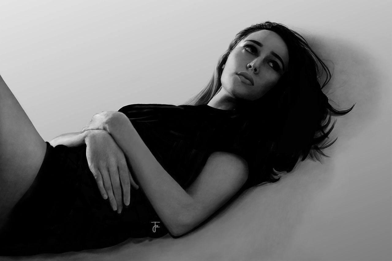 knockfivetimes:  Alycia Debnam-Carey, drawn in ps.