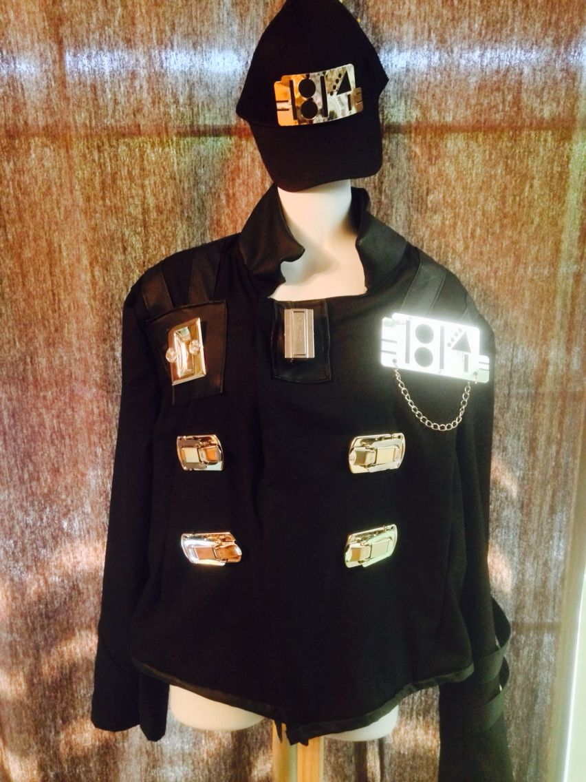 Rhythm Nation 1814 Pin