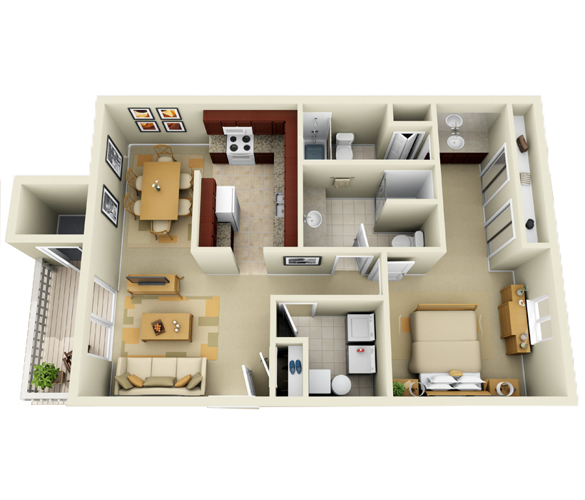 Luxury 1 2 And 3 Bedroom Apartments In Indianapolis In Indianapolis Indiana Apartment Steadf Apartment Floor Plans Apartment Layout Sims House Design