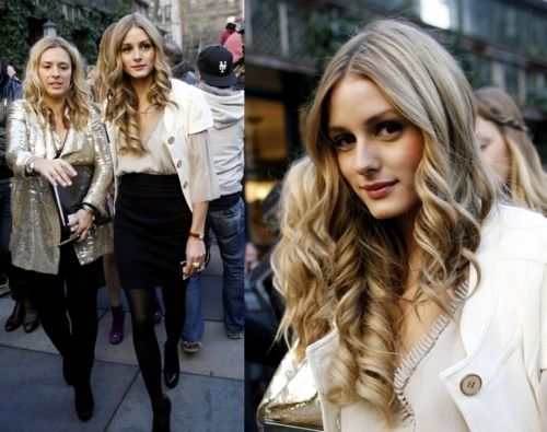 love her hair - long and blonde