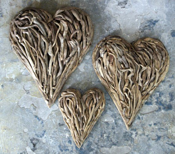 driftwood - i would LOVE to make this!