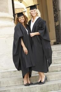 How to Fix a Big Graduation Gown | Gowns, Graduation and ...