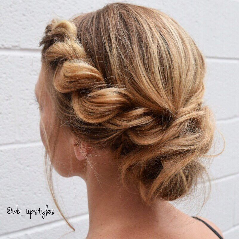 45 Charming Bride S Wedding Hairstyles For Naturally Curly: We Bring You The Best Wedding Hairstyles To Try In 2019