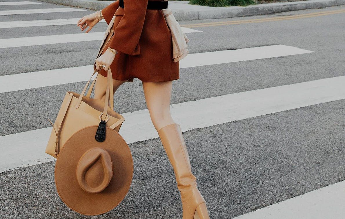 This New Bag Accessory Is A Total Game Changer Purewow Bags Shopping Accessories News Fashion Hat Clips Bag Accessories Bags