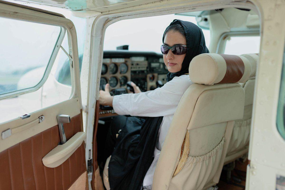 Dr Sarah Qureshi   Aerospace Engineer Developed Eco-Friendly Aircraft Engine