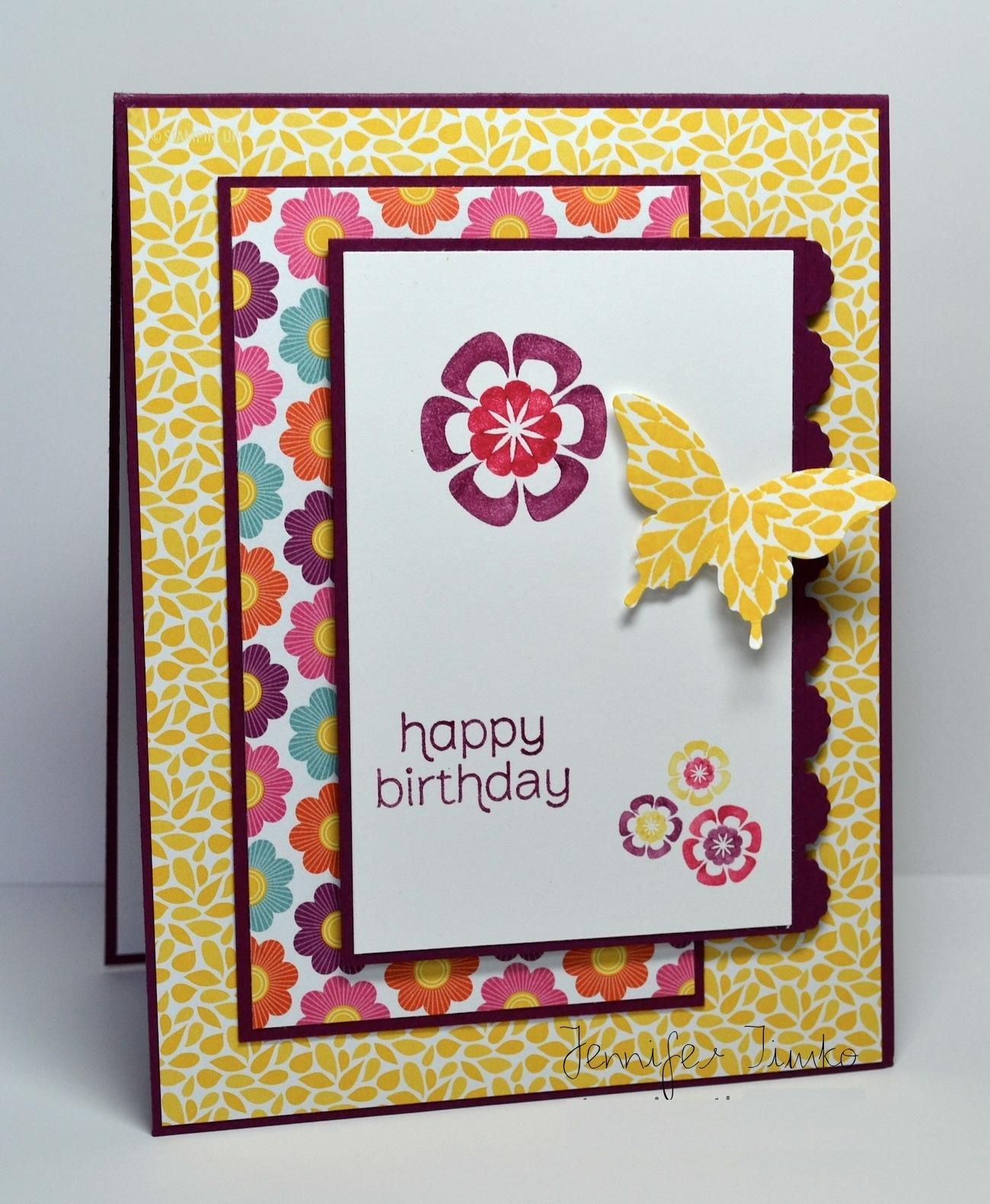 Beautiful Ideas For Making Birthday Cards For Friends Part - 13: Image Result For Birthday Greeting Card For Friend Handmade