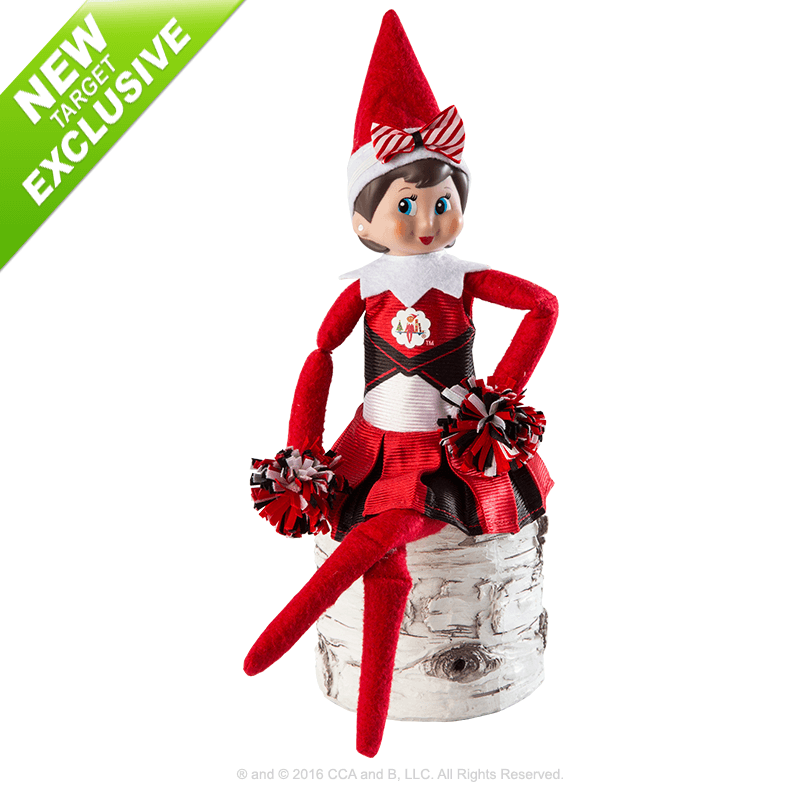Claus Couture Collection® Spirited Cheer Gear Outfit on