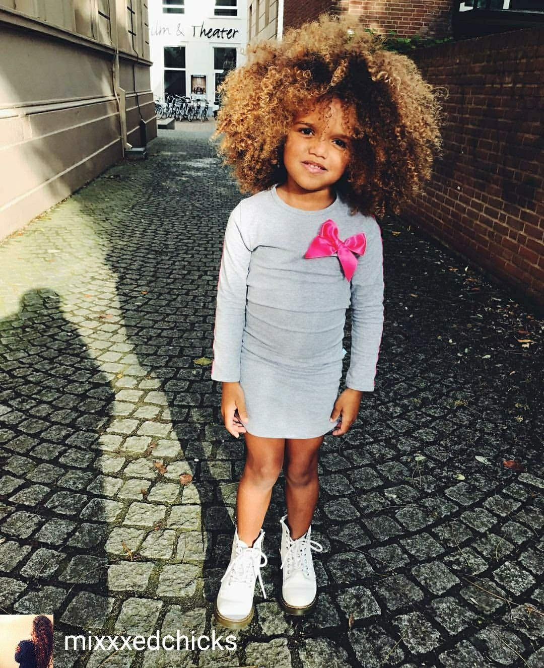 Pin by Tigress Neter M on Curls  Cute baby pictures, Curly girl