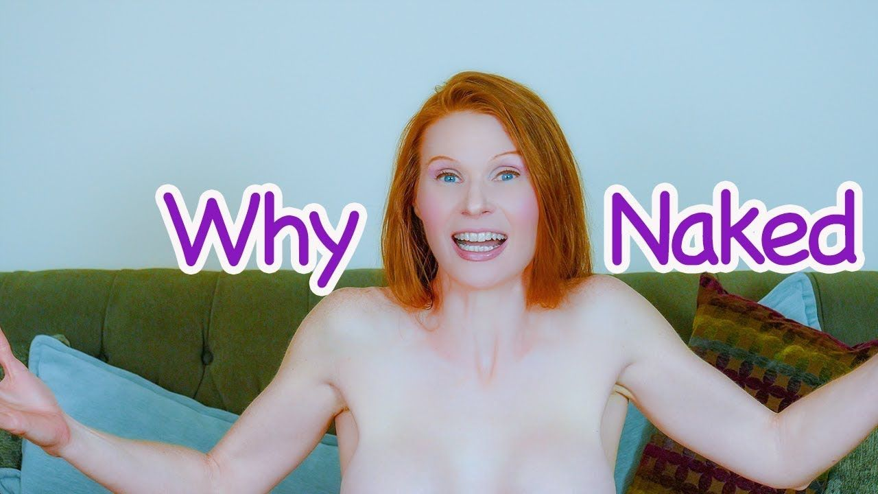 Why I Cook Without Clothes - Special Announcement on Ruby