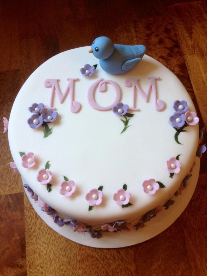 Mother Day Cake Cakes Amp Cake Decorating Daily