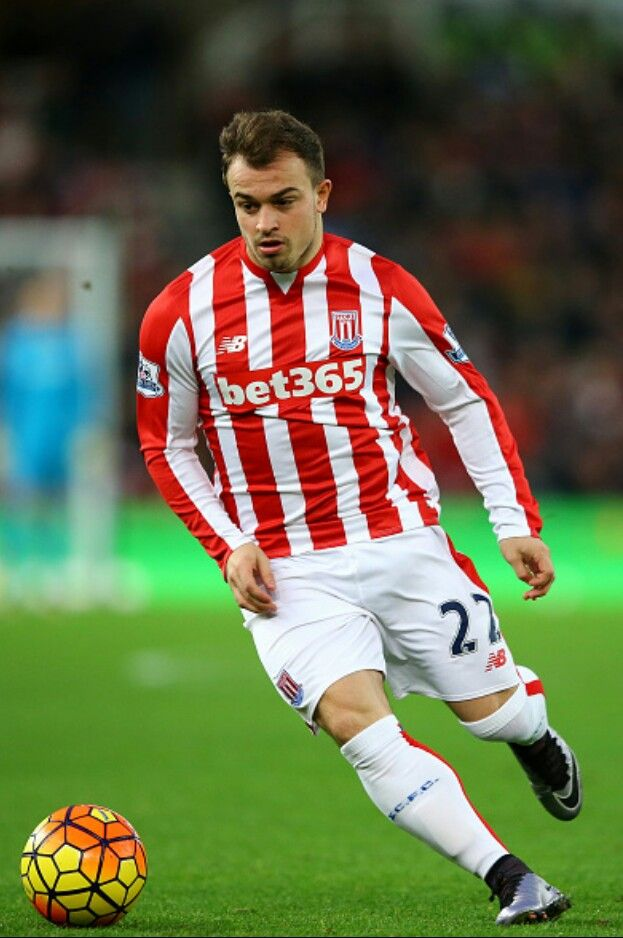 Pin On Xherdan Shaqiri