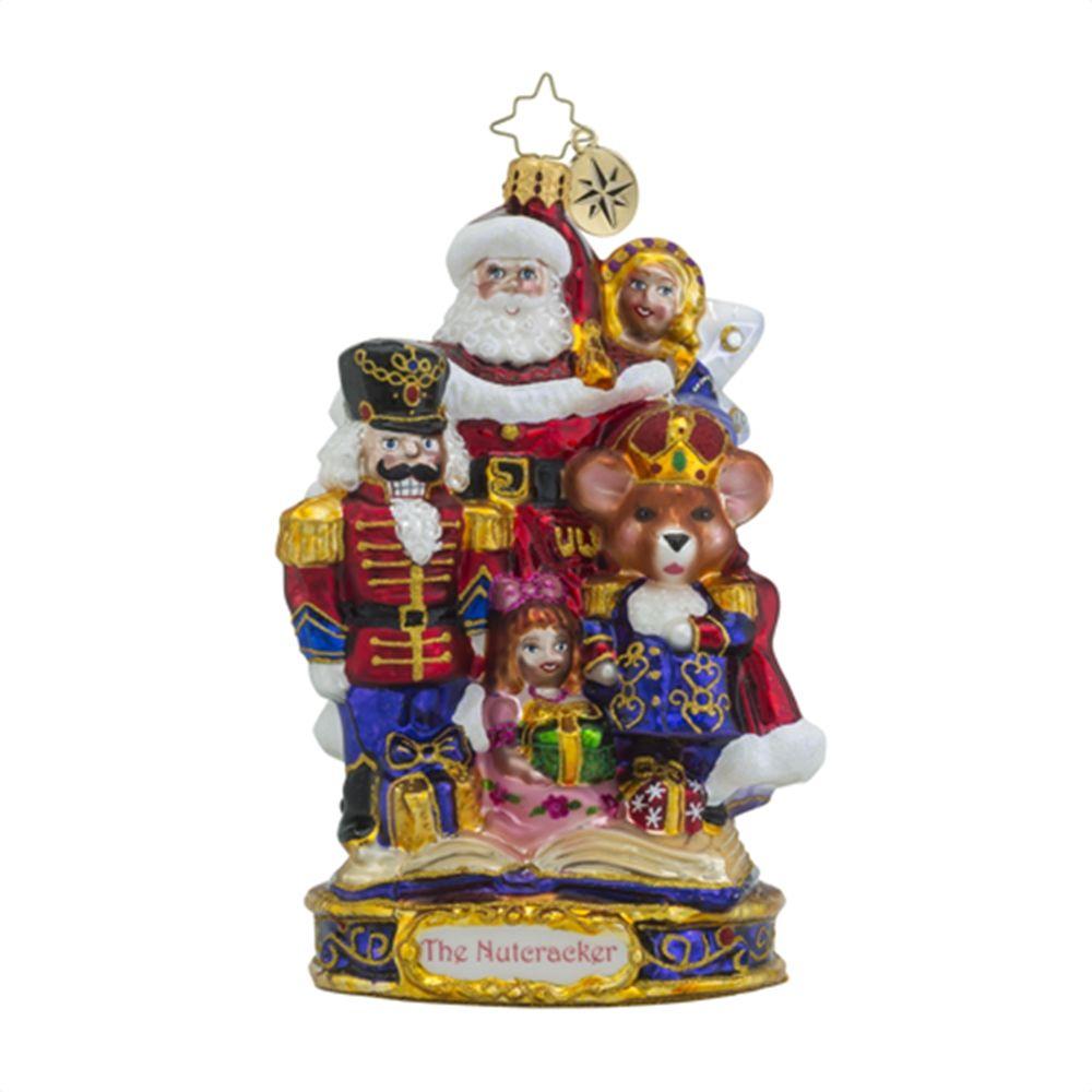 Christopher Radko Ornaments | Radko The End of an Adventure The ...