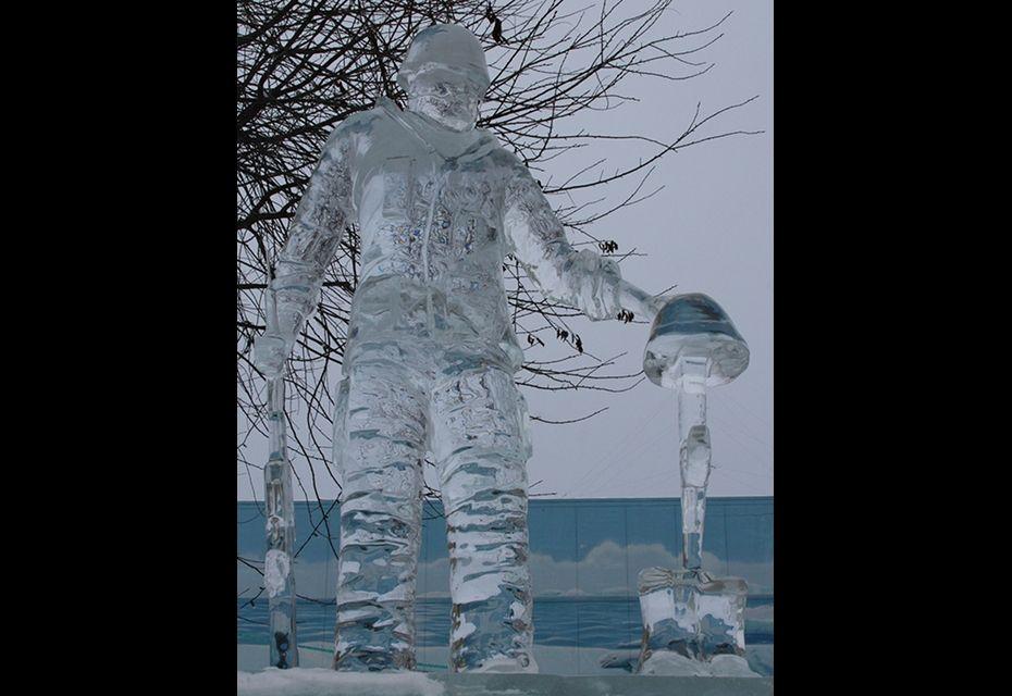 Pin On Ice Sculptures Around The World