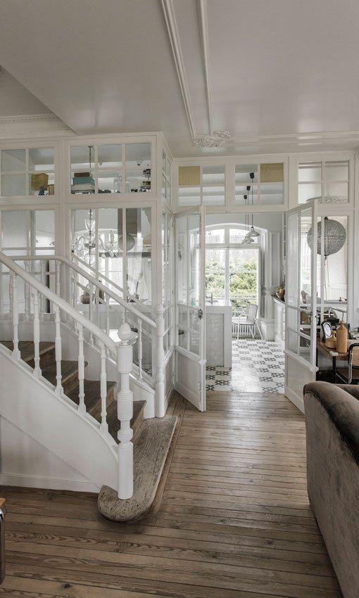 Est tica de mansi n antigua para vivienda moderna for Decoracion viviendas modernas