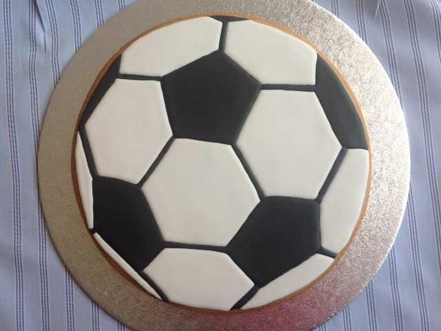 Giant Soccer Ball Cookies Cookie Connection Cookie