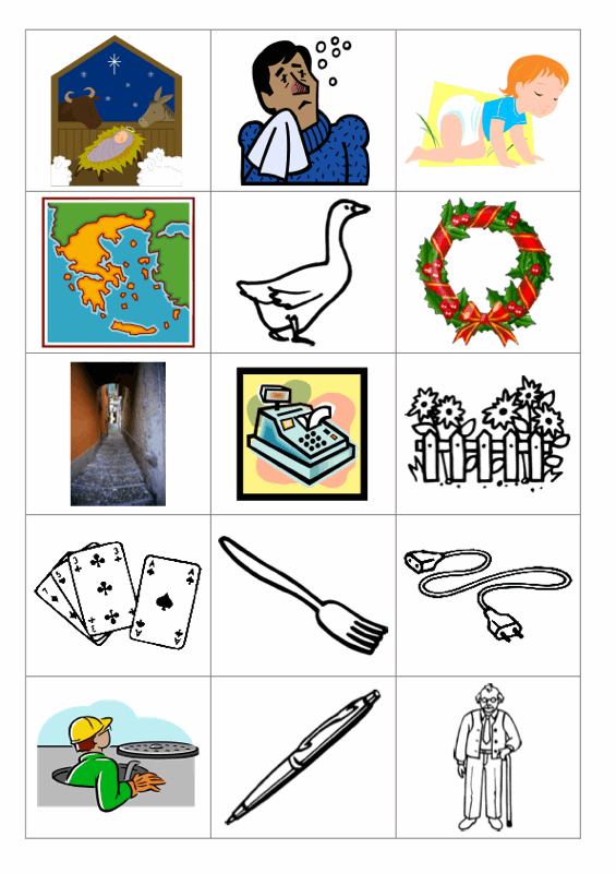 Bildkarten zu [t] - Dyslalie | arbeitsblätter | Pinterest
