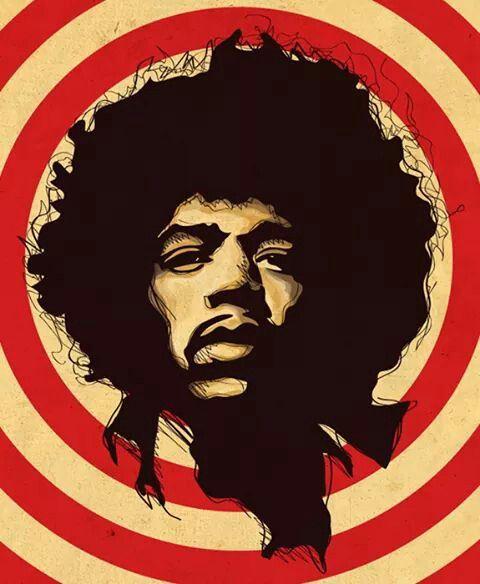 Pin By Tara Ann Crupi On Inspiracao Jimi Hendrix Tattoo Jimi Hendrix Poster Hendrix